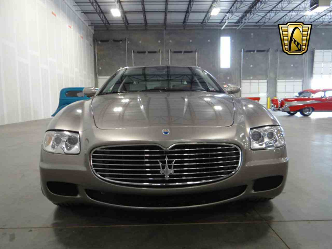 Large Picture of '07 Quattroporte - KF6R
