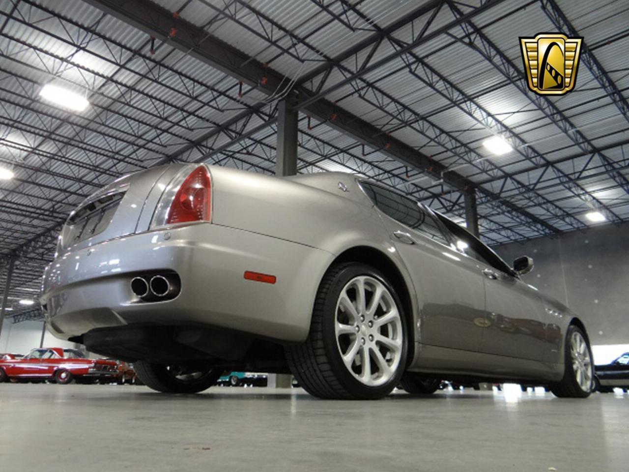 Large Picture of 2007 Maserati Quattroporte - $28,595.00 - KF6R