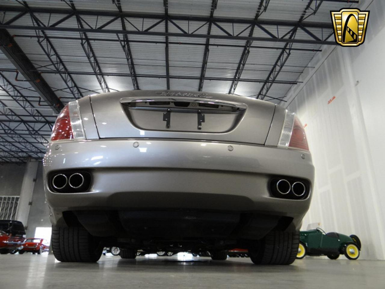 Large Picture of 2007 Maserati Quattroporte - $28,595.00 Offered by Gateway Classic Cars - Atlanta - KF6R