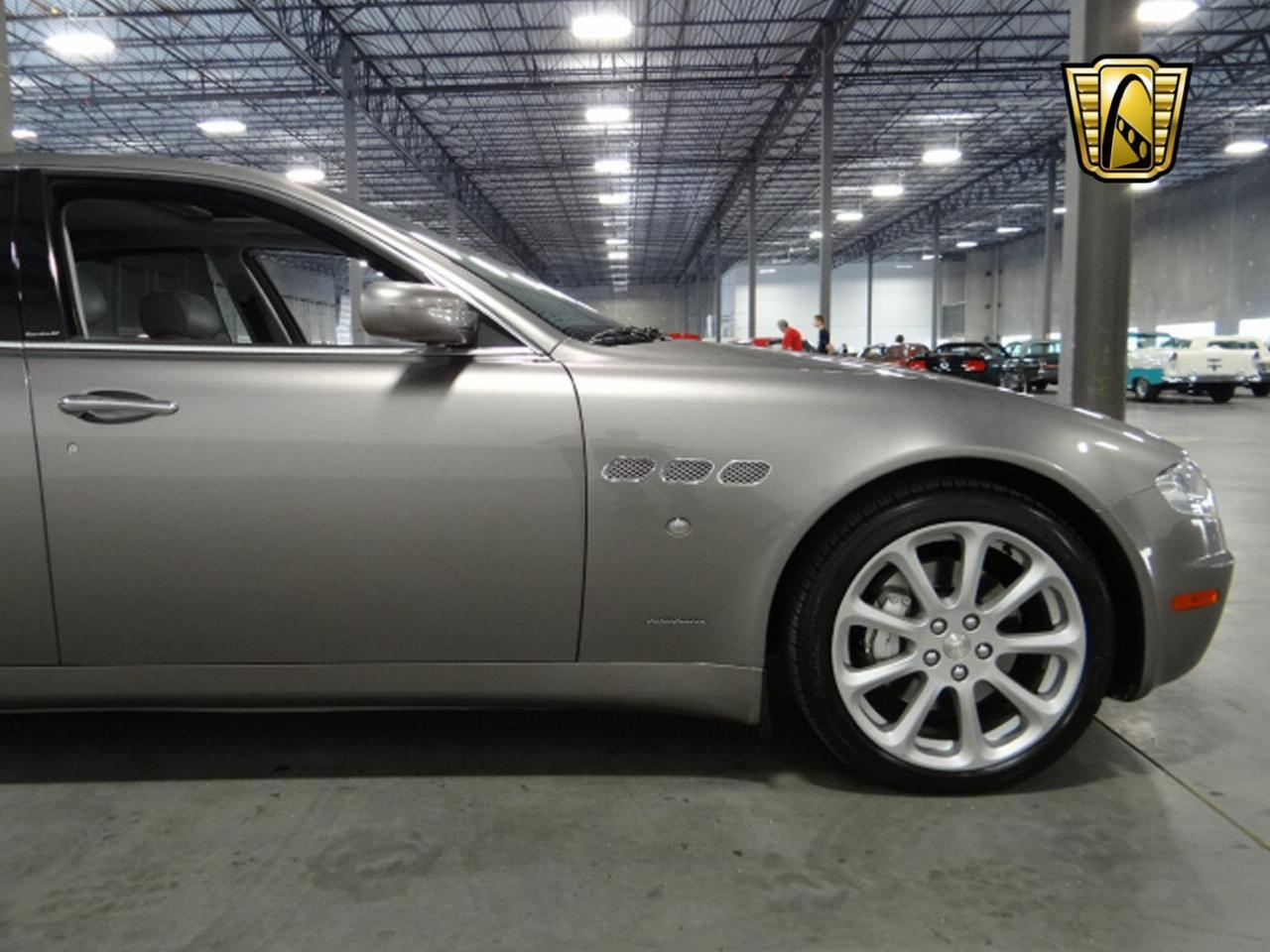Large Picture of 2007 Maserati Quattroporte located in Georgia Offered by Gateway Classic Cars - Atlanta - KF6R
