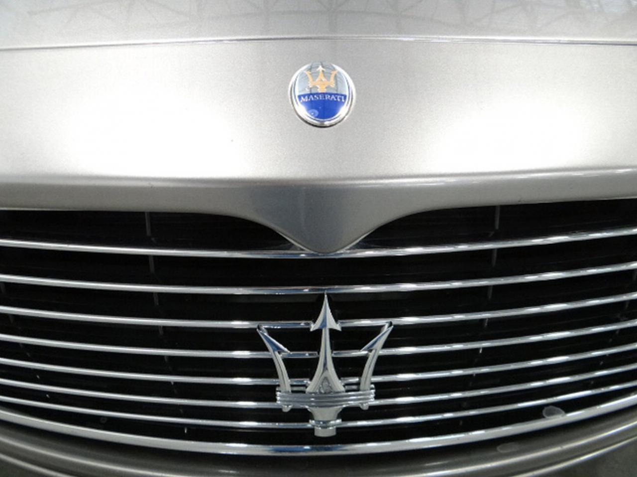 Large Picture of '07 Maserati Quattroporte - KF6R