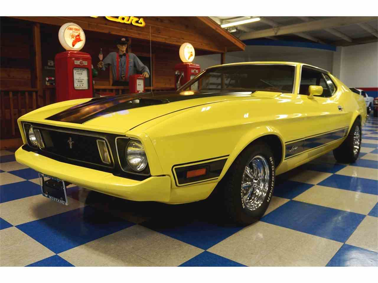 Large Picture of '73 Mustang - KF89