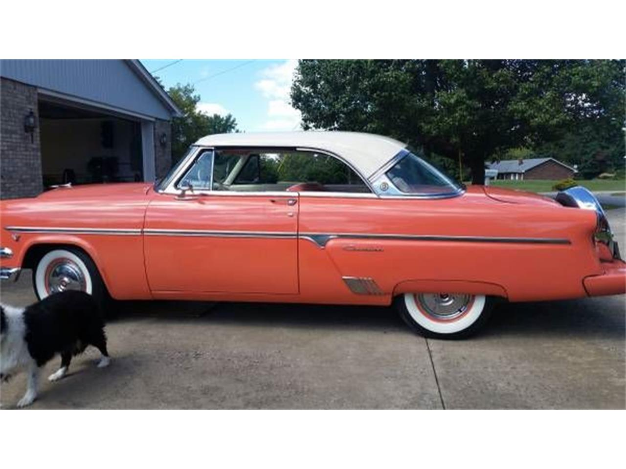 Large Picture of 1954 Ford Crestline Offered by Classic Car Deals - KD8W