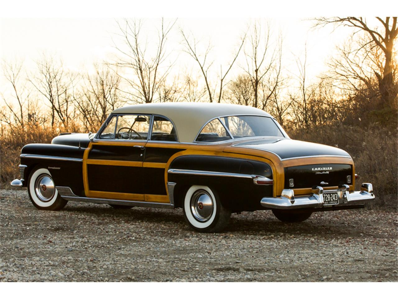 Large Picture of Classic 1950 Chrysler Town & Country  Offered by LBI Limited - KF92