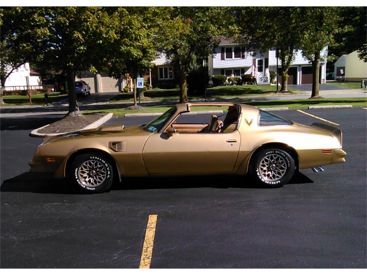 1978 Pontiac Firebird Trans Am SE for Sale | ClassicCars.com | CC-952892