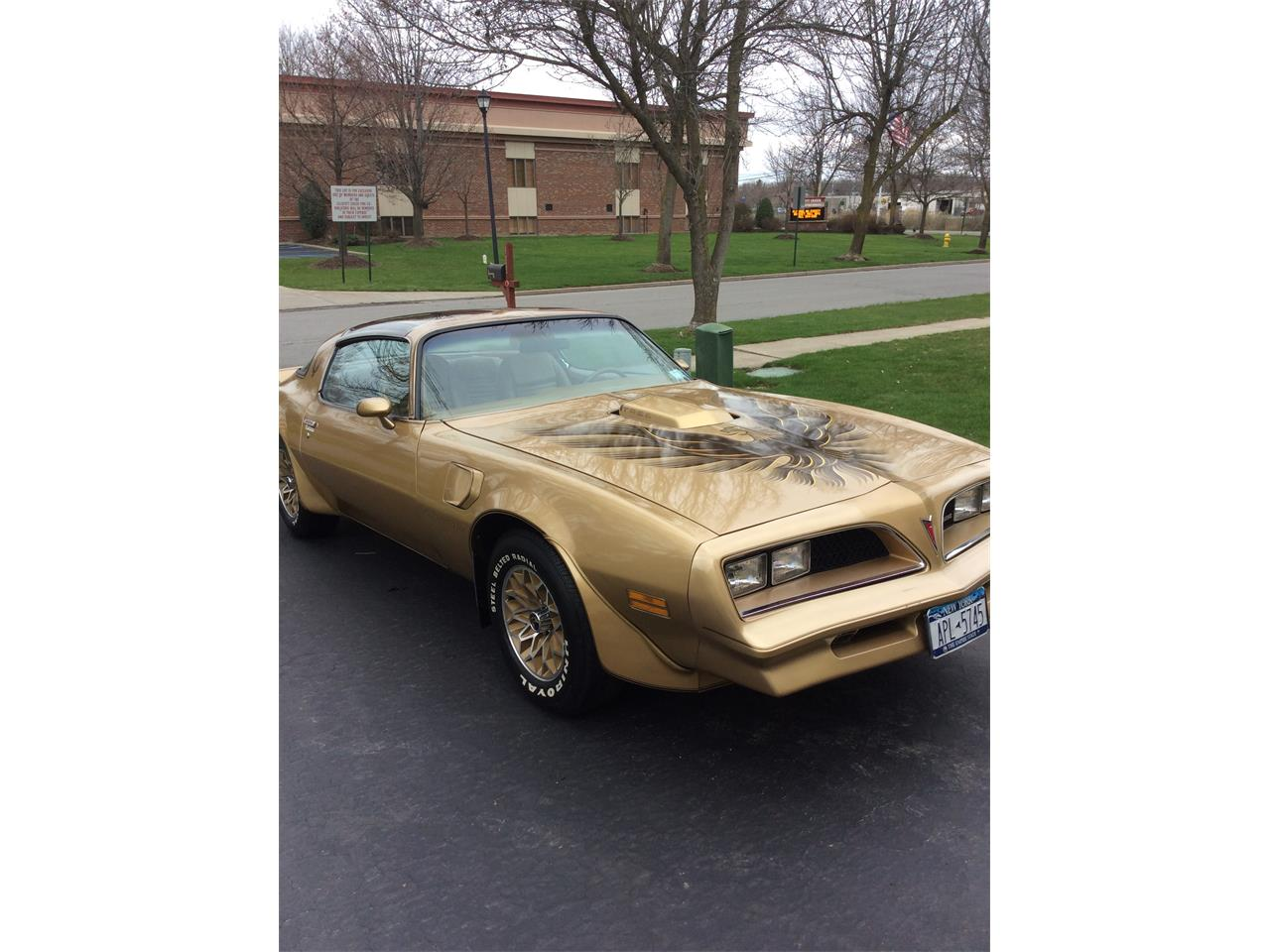 Large Picture of '78 Firebird Trans Am SE - KF98