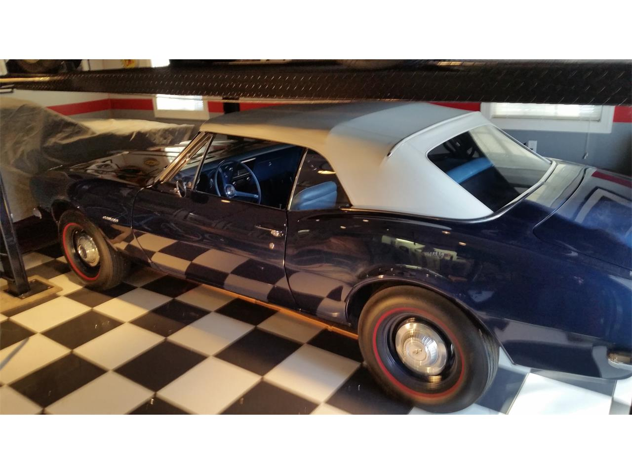 Large Picture of '67 Camaro - KFAJ