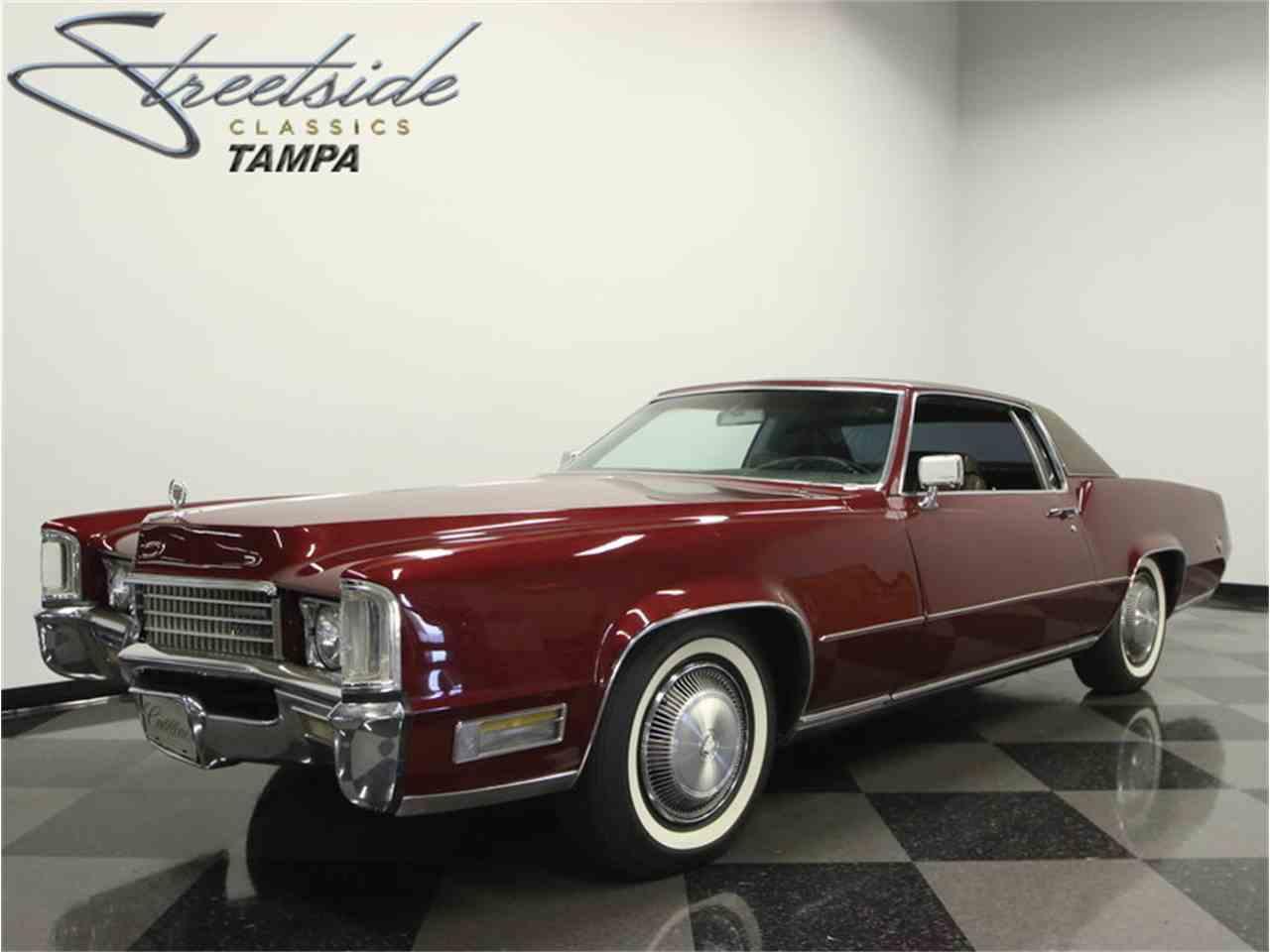 1970 Cadillac Eldorado for Sale | ClicCars.com | CC-950299