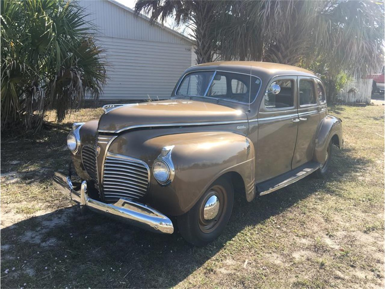 1941 Plymouth Special Deluxe P12 For Sale Cc 953003 Large Picture Of 41 Kfcb