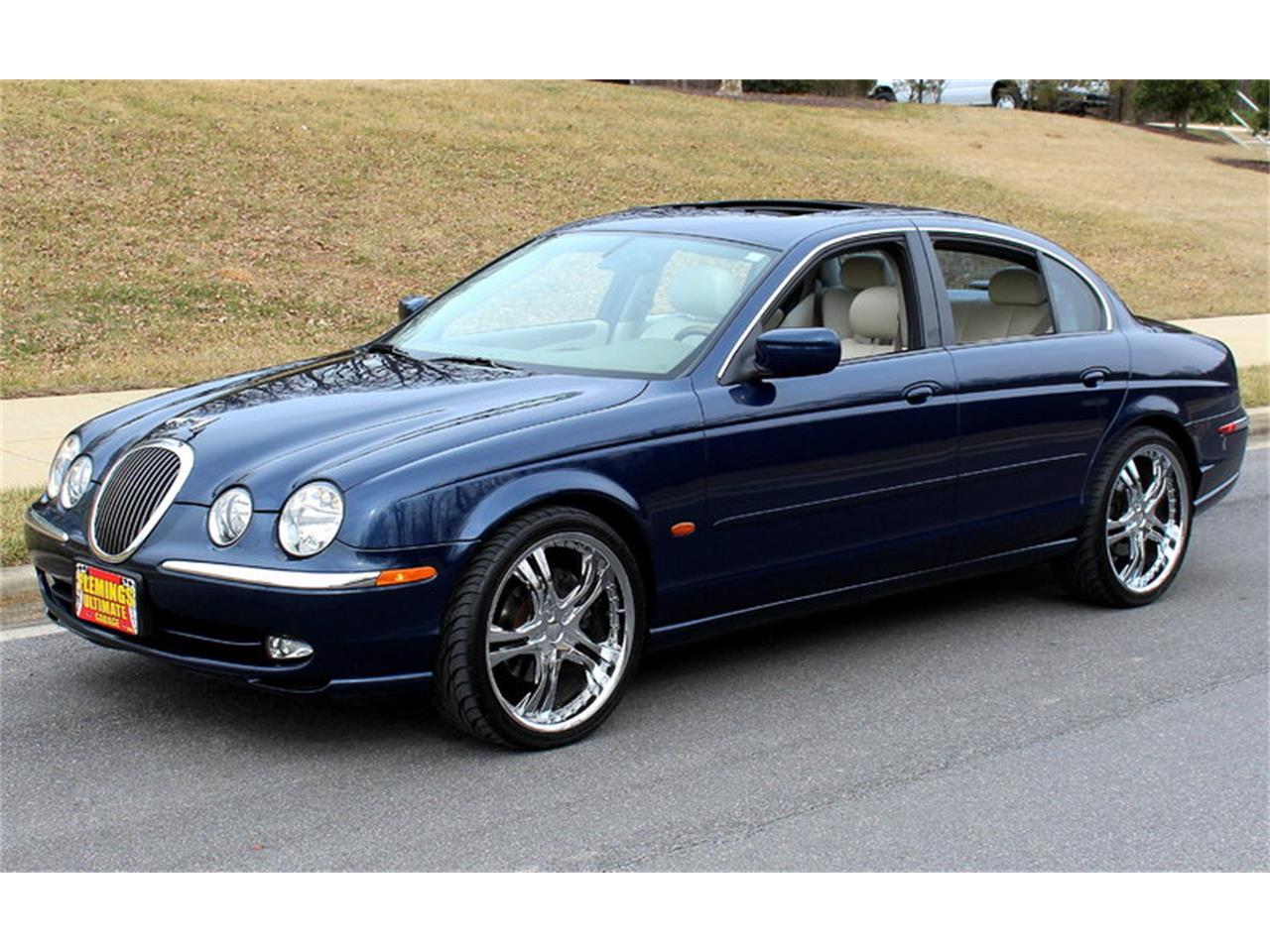 2000 jaguar s-type for sale | classiccars | cc-953030