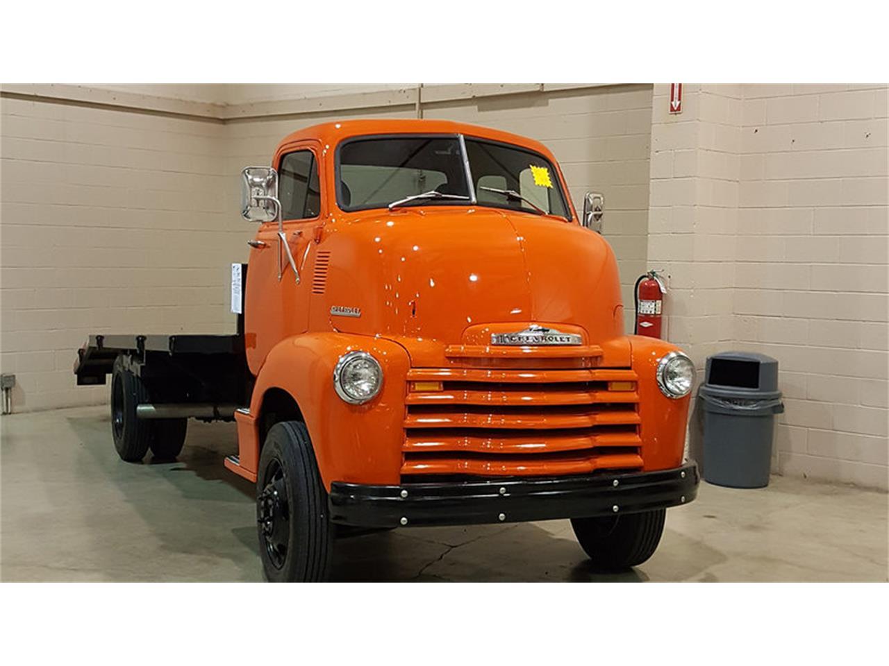 1949 Chevrolet Coe Car Hauler For Sale Classiccars Com Cc 953035