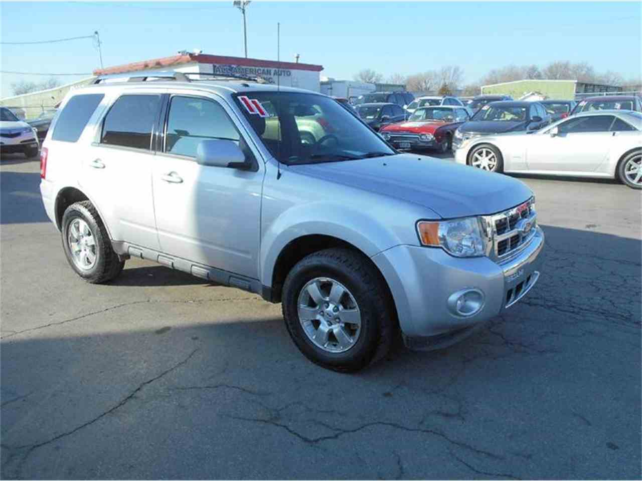 Large Picture of '11 Escape - $10,995.00 Offered by All American Auto Mart Inc - KFEM