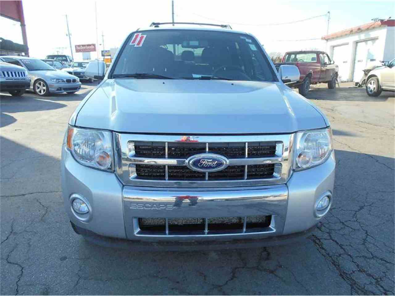 Large Picture of 2011 Ford Escape - KFEM