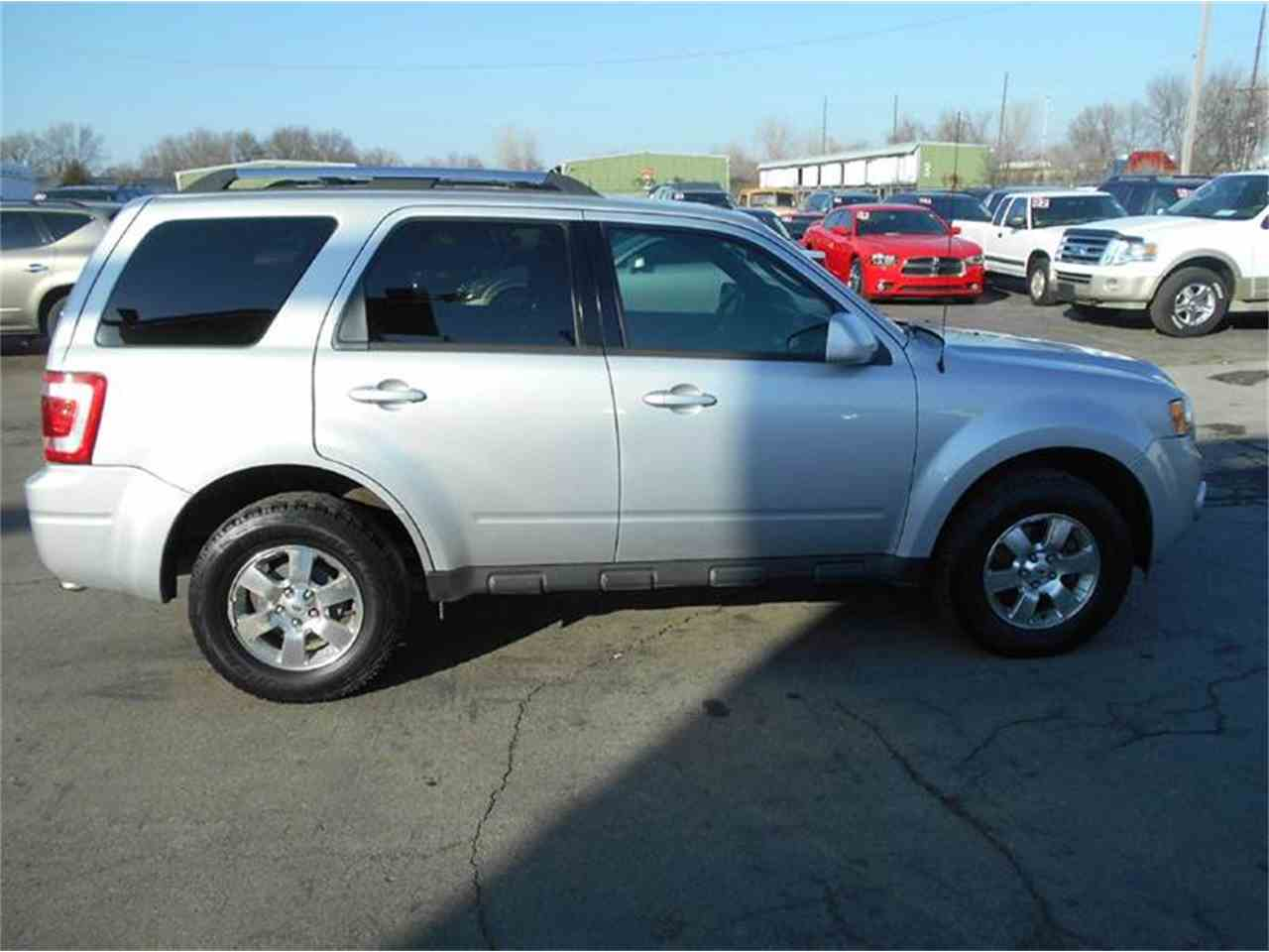 Large Picture of 2011 Ford Escape - $10,995.00 - KFEM