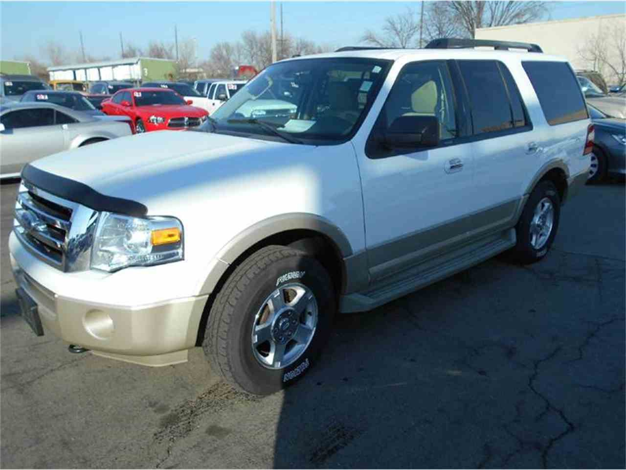 Large Picture of '09 Ford Expedition located in Kansas - KFEN