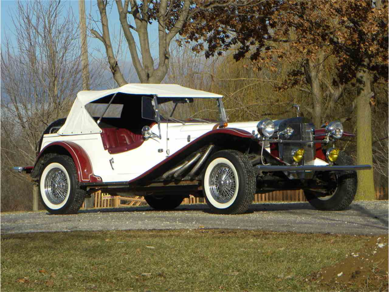 1929 Mercedes-Benz SSK Gazelle Replica for Sale | ClassicCars.com ...