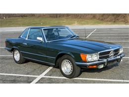 Picture of Classic 1972 350SL located in Pennsylvania Offered by Connors Motorcar Company - KFFT