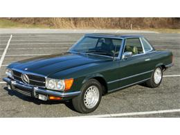 Picture of 1972 Mercedes-Benz 350SL located in West Chester Pennsylvania - $27,500.00 Offered by Connors Motorcar Company - KFFT