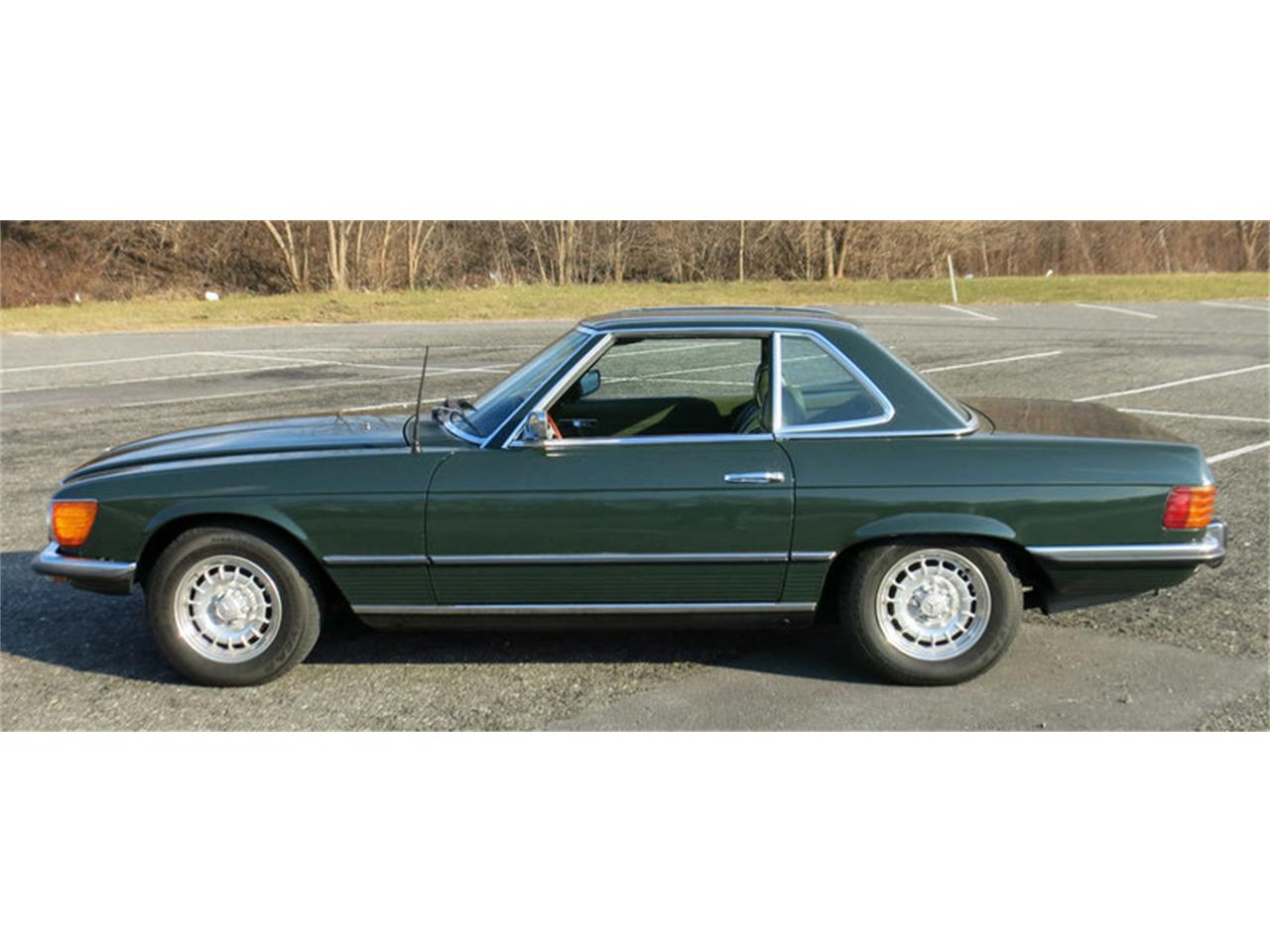 Large Picture of 1972 350SL Offered by Connors Motorcar Company - KFFT