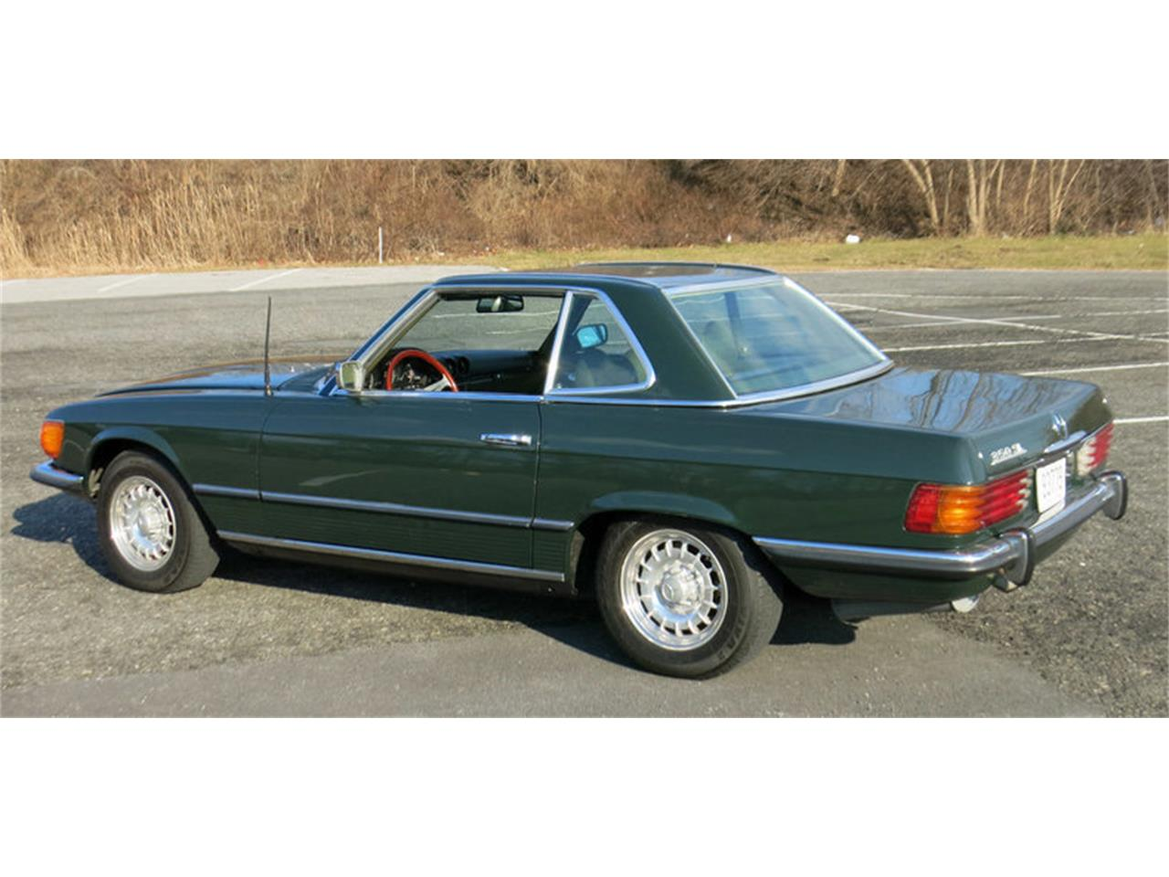 Large Picture of Classic 1972 350SL located in Pennsylvania - KFFT