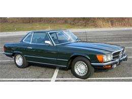 Picture of Classic 1972 Mercedes-Benz 350SL Offered by Connors Motorcar Company - KFFT