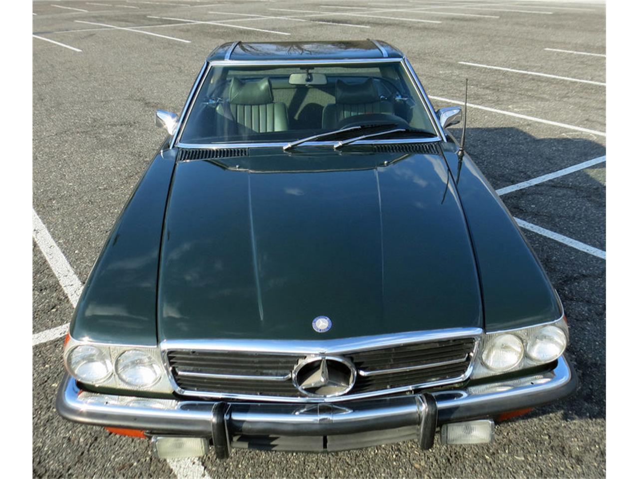 Large Picture of 1972 Mercedes-Benz 350SL - KFFT