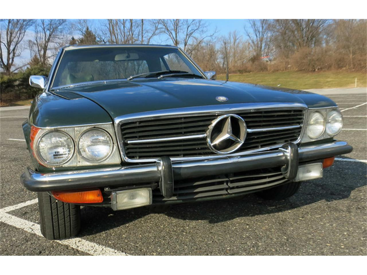 Large Picture of Classic '72 Mercedes-Benz 350SL - $27,500.00 - KFFT
