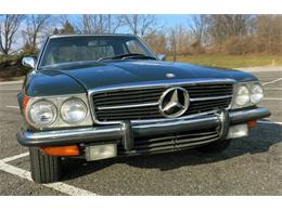 Picture of Classic '72 Mercedes-Benz 350SL located in Pennsylvania - $27,500.00 Offered by Connors Motorcar Company - KFFT
