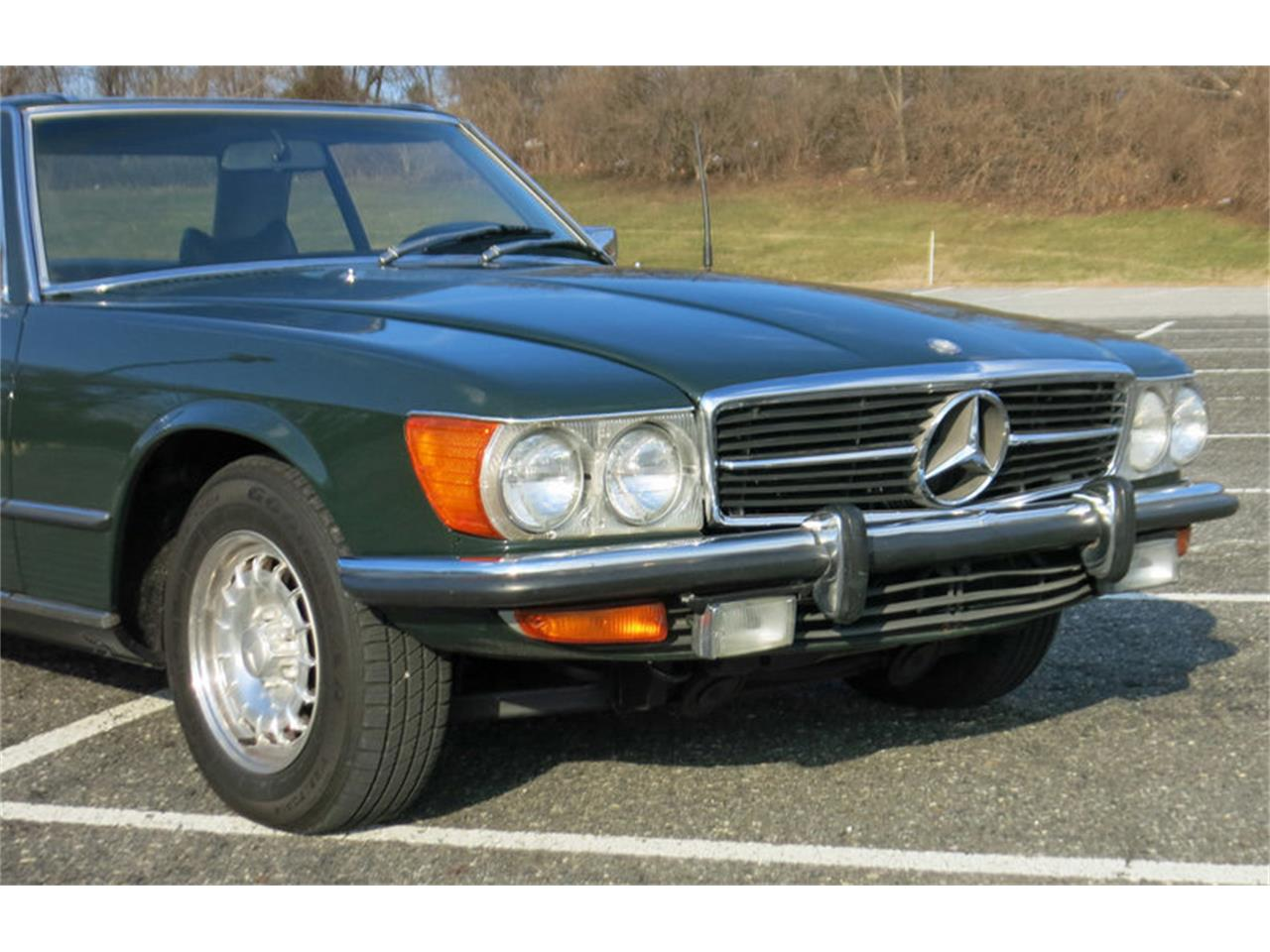 Large Picture of Classic 1972 350SL Offered by Connors Motorcar Company - KFFT