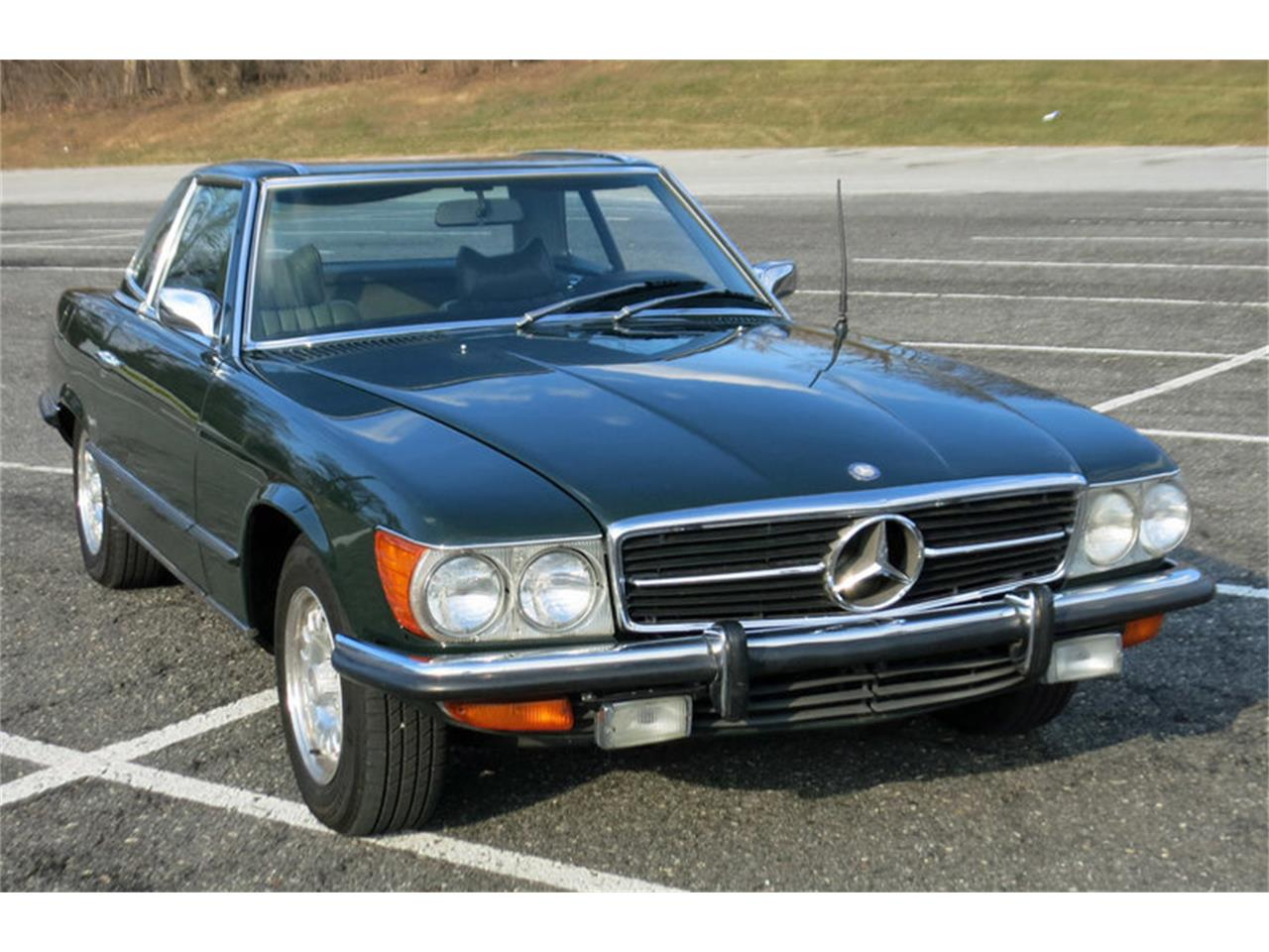 Large Picture of Classic 1972 Mercedes-Benz 350SL located in Pennsylvania - $27,500.00 Offered by Connors Motorcar Company - KFFT