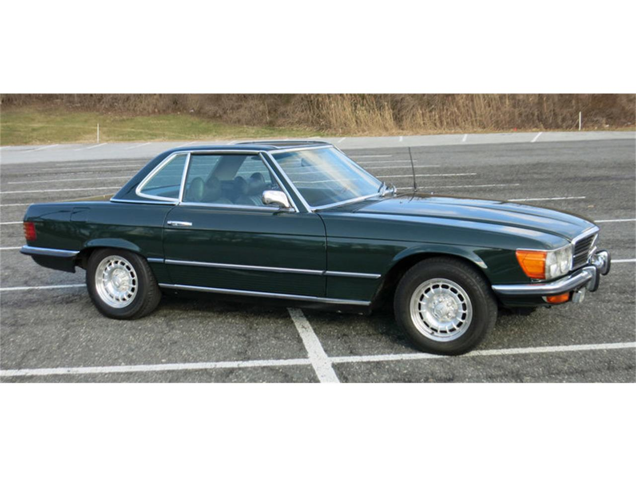 Large Picture of 1972 Mercedes-Benz 350SL located in West Chester Pennsylvania - KFFT