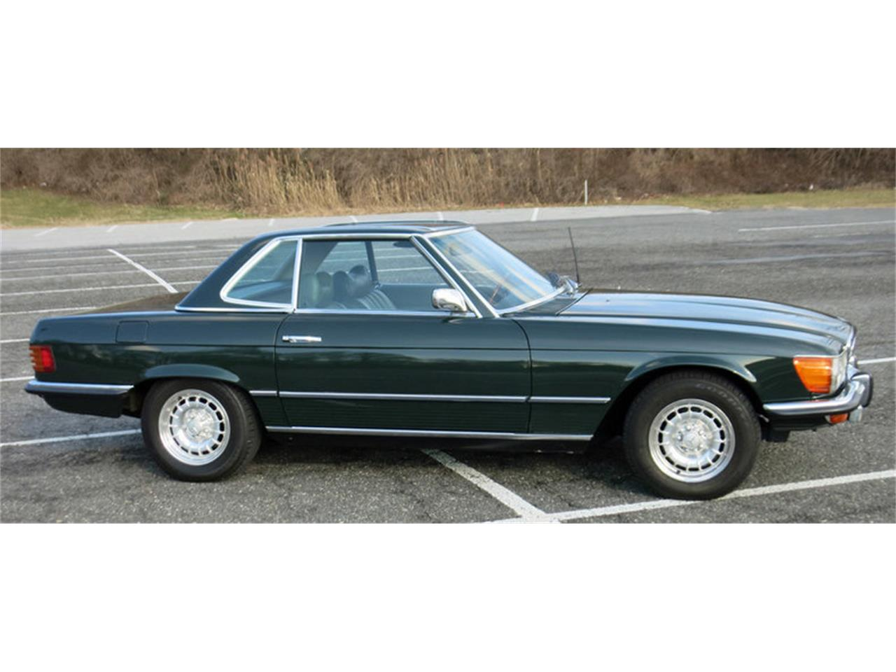Large Picture of 1972 Mercedes-Benz 350SL located in Pennsylvania - KFFT