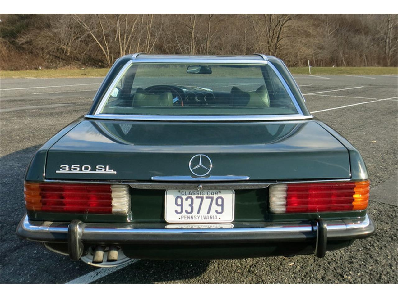 Large Picture of 1972 Mercedes-Benz 350SL located in West Chester Pennsylvania - $27,500.00 Offered by Connors Motorcar Company - KFFT