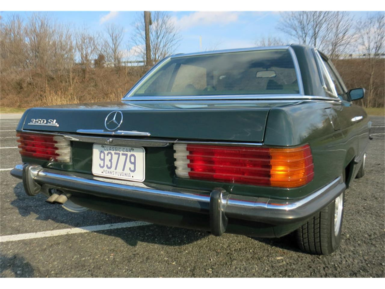 Large Picture of Classic '72 Mercedes-Benz 350SL - KFFT