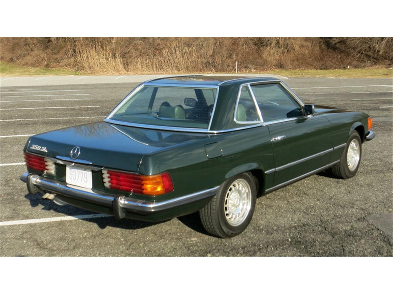 Large Picture of '72 Mercedes-Benz 350SL located in West Chester Pennsylvania - KFFT