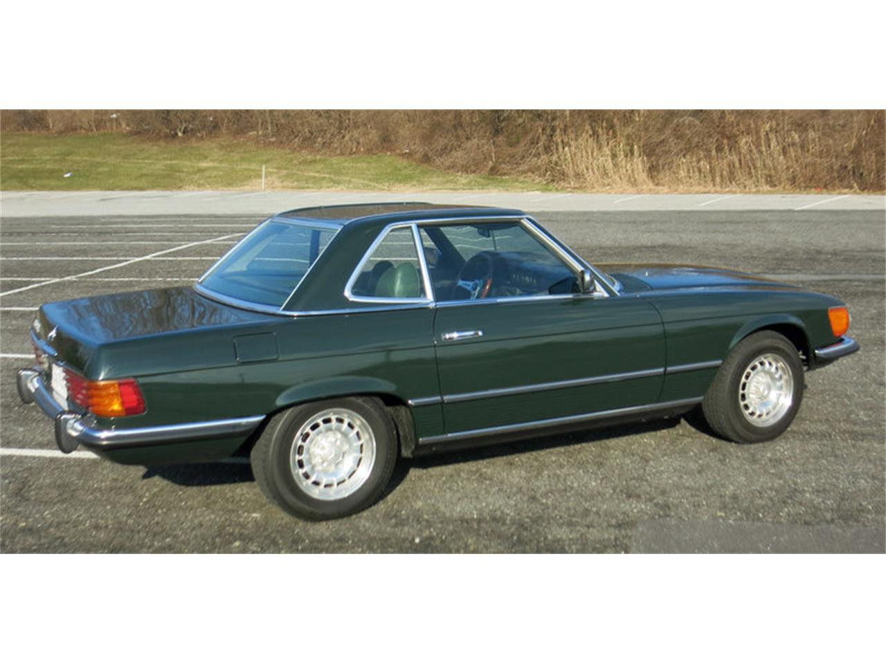 Large Picture of 1972 Mercedes-Benz 350SL located in Pennsylvania - $27,500.00 Offered by Connors Motorcar Company - KFFT
