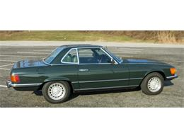 Picture of Classic 1972 Mercedes-Benz 350SL - $27,500.00 Offered by Connors Motorcar Company - KFFT