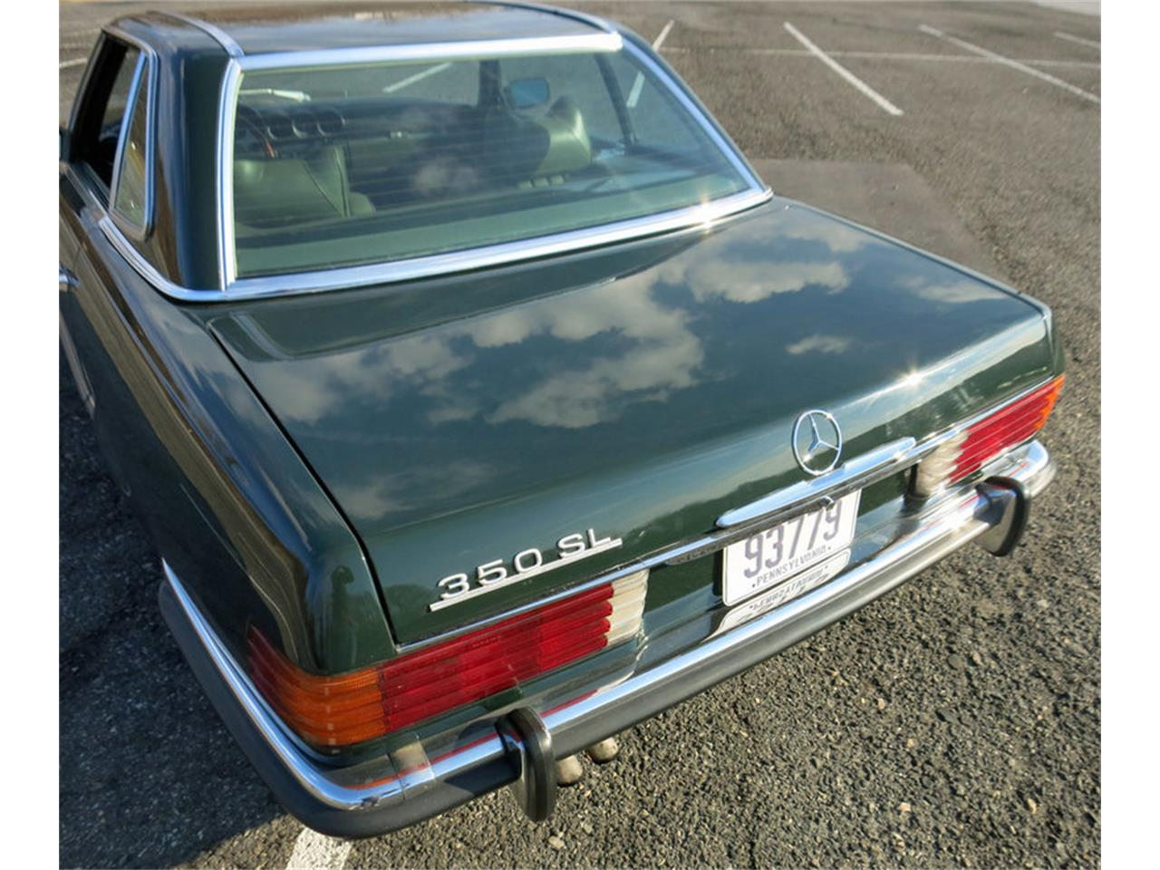Large Picture of Classic 1972 Mercedes-Benz 350SL located in West Chester Pennsylvania - $27,500.00 Offered by Connors Motorcar Company - KFFT
