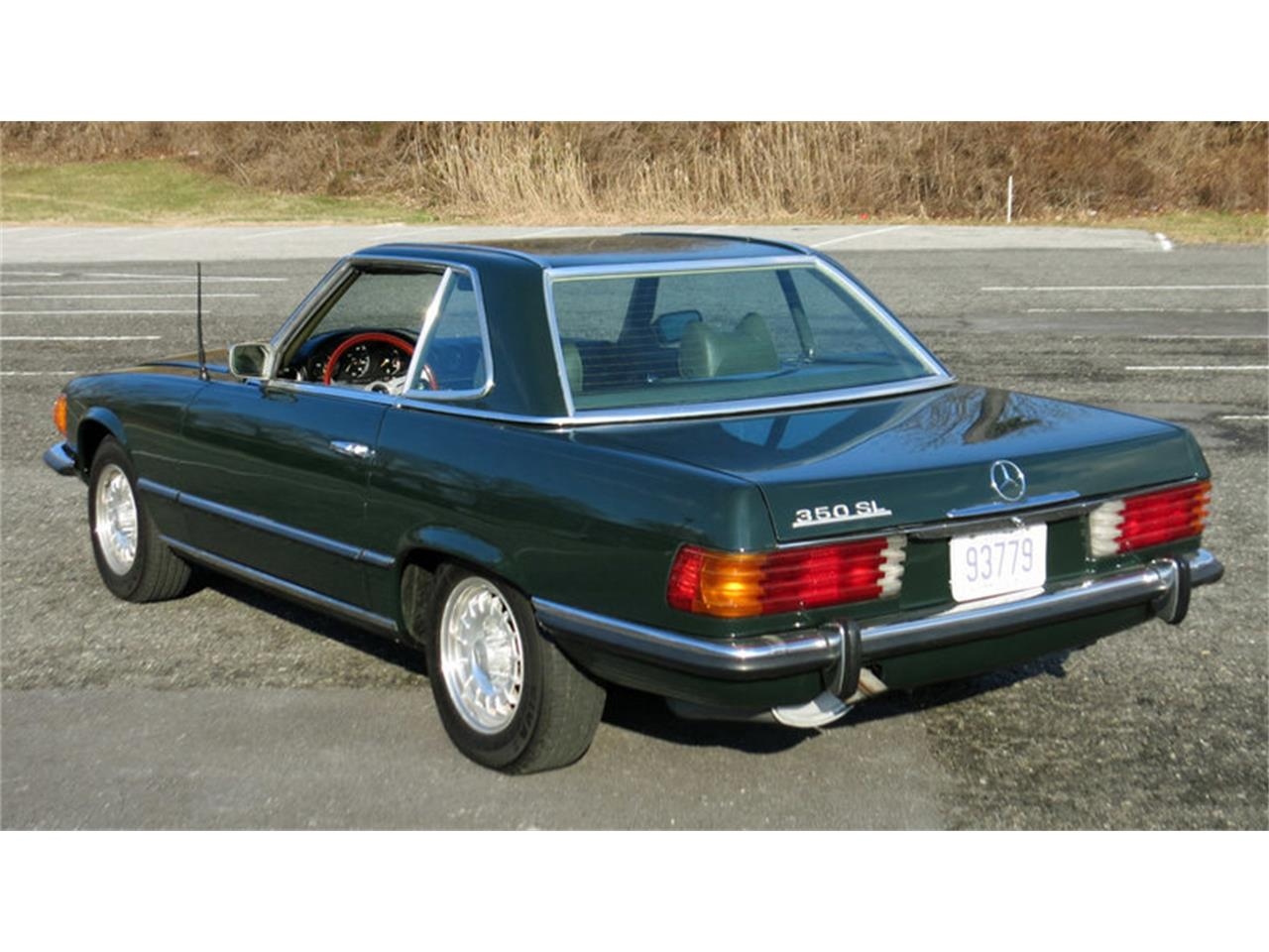 Large Picture of Classic 1972 Mercedes-Benz 350SL located in West Chester Pennsylvania - $27,500.00 - KFFT