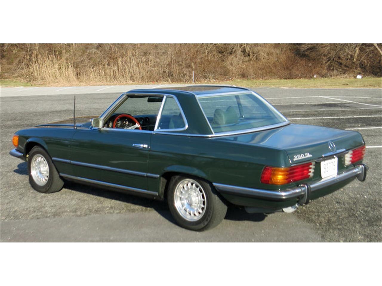 Large Picture of Classic 1972 Mercedes-Benz 350SL Offered by Connors Motorcar Company - KFFT