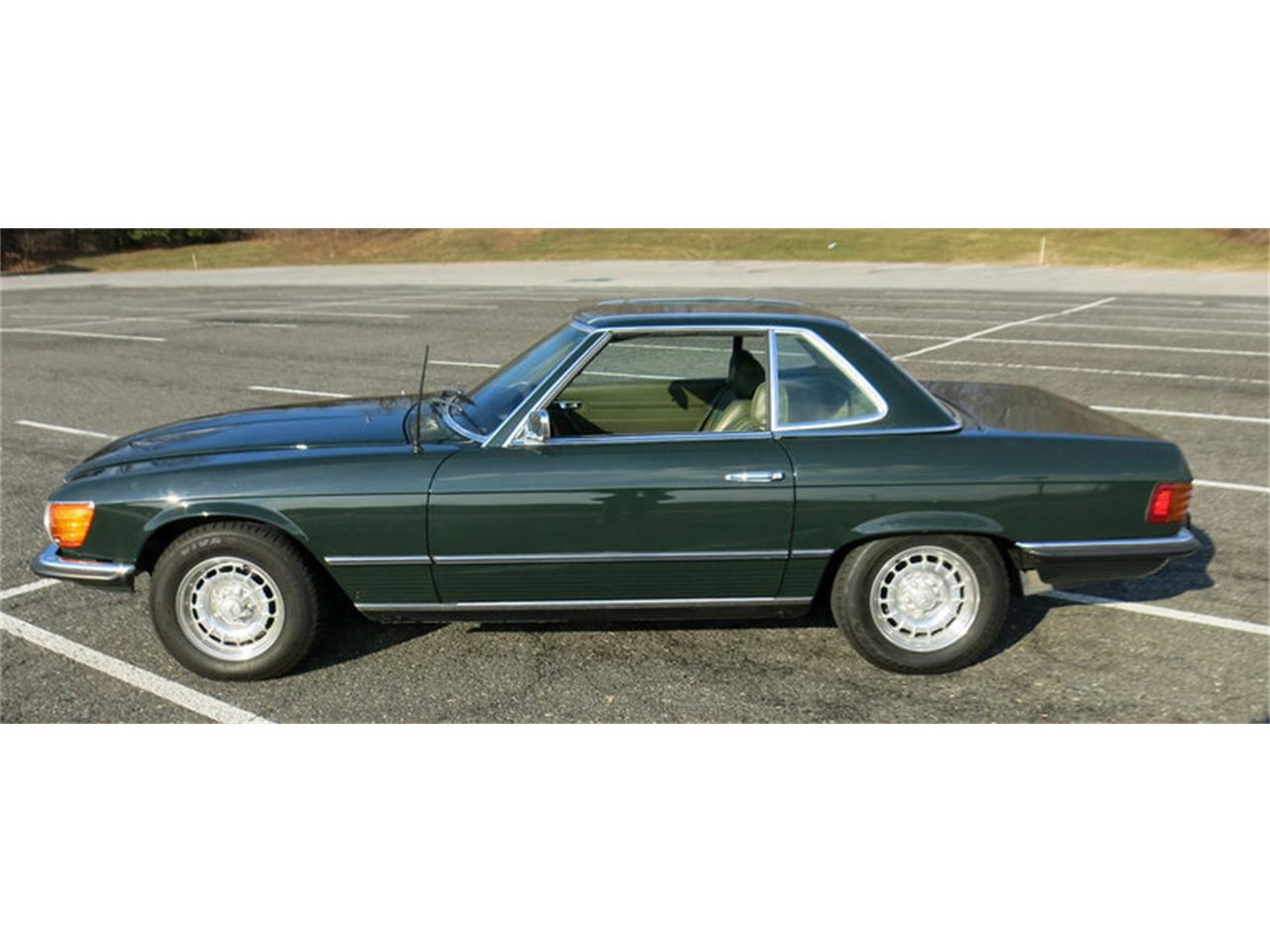 Large Picture of '72 Mercedes-Benz 350SL - KFFT