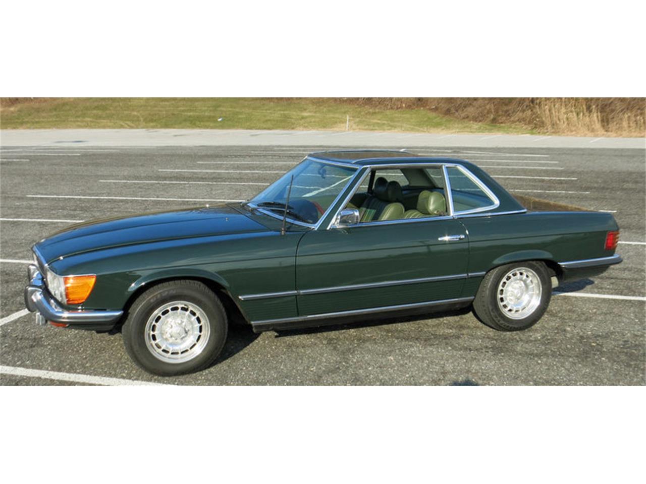 Large Picture of Classic '72 350SL located in Pennsylvania - $27,500.00 Offered by Connors Motorcar Company - KFFT