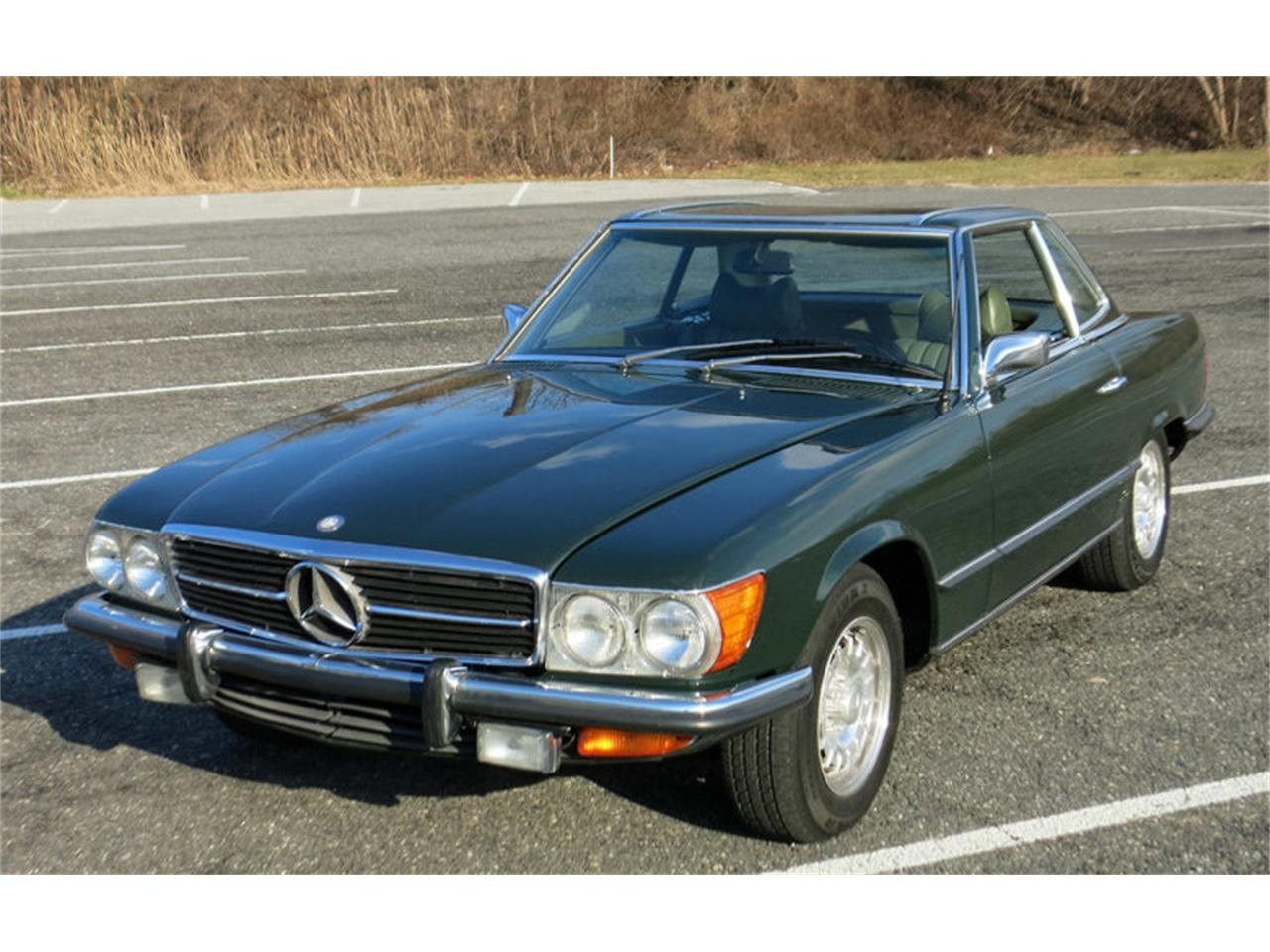 Large Picture of Classic '72 Mercedes-Benz 350SL - $27,500.00 Offered by Connors Motorcar Company - KFFT