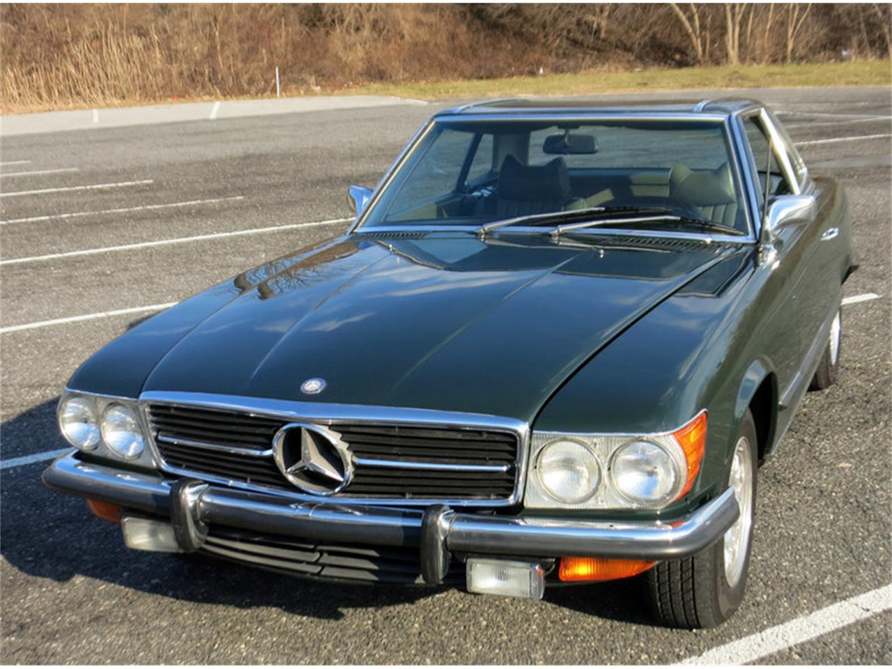 Large Picture of 1972 Mercedes-Benz 350SL located in West Chester Pennsylvania Offered by Connors Motorcar Company - KFFT