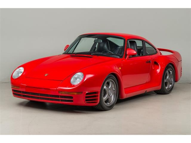 Picture of '87 Porsche 959 Auction Vehicle Offered by  - KFFW