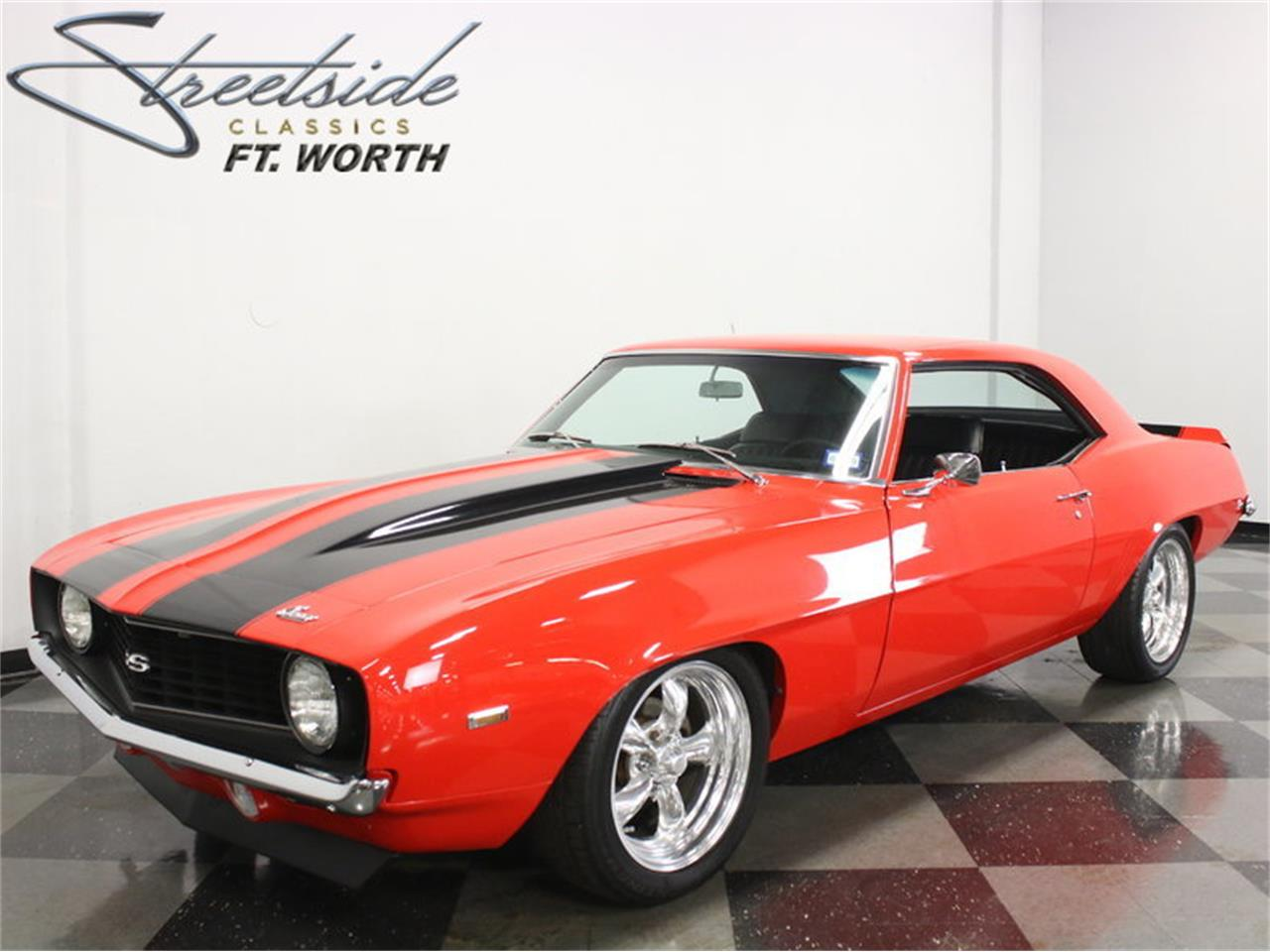 For Sale: 1969 Chevrolet Camaro SS Pro Touring in Ft Worth, Texas