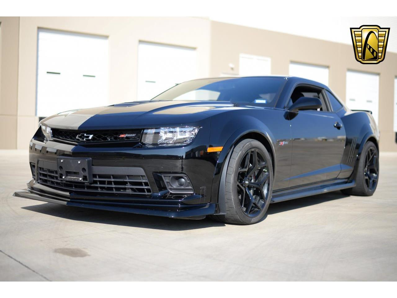 Large Picture of '14 Camaro - KFH3