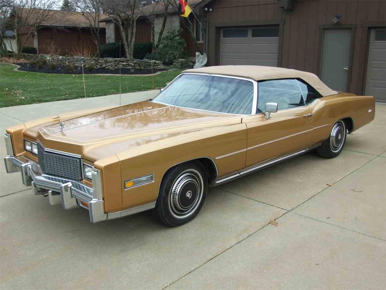1976 Cadillac Eldorado for Sale | ClicCars.com | CC-953194