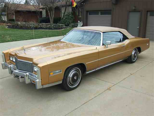 Picture of 1976 Eldorado located in Canton Ohio - $19,700.00 Offered by  - KFHM
