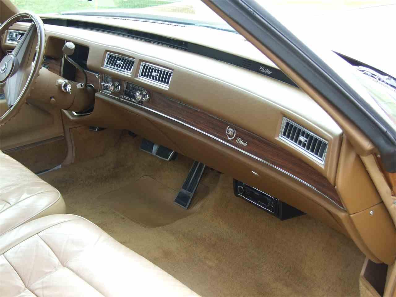 Large Picture of '76 Eldorado - KFHM